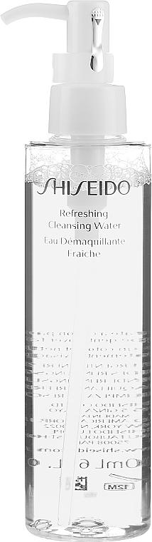 Acqua detergente rinfrescante - Shiseido Refreshing Cleansing Water — foto N2
