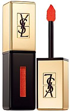 Profumi e cosmetici Lucidalabbra - Yves Saint Laurent Rouge Pur Couture Vernis a Levres Glossy Stain (Limited Edition)