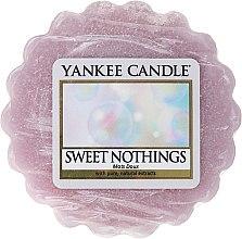 Profumi e cosmetici Cera profumata - Yankee Candle Sweet Nothings Tarts Wax Melts