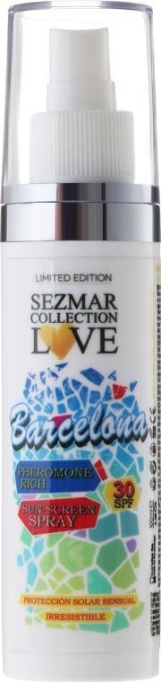 "Crema solare ""Barcelona"" SPF30 - Sezmar Collection Barcelona"