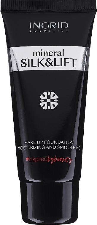 Fondotinta - Ingrid Cosmetics Mineral Silk & Lift
