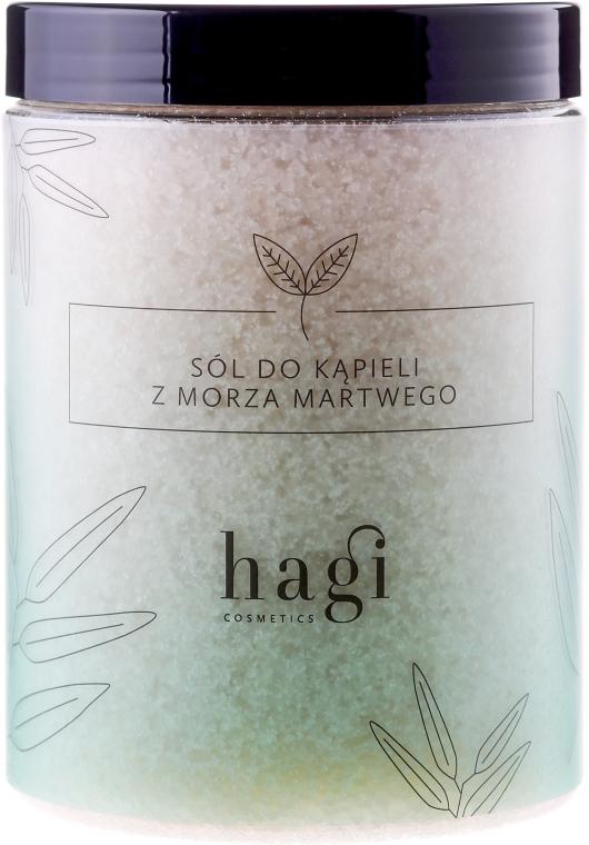 Sale da bagno del Mar Morto - Hagi Bath Salt