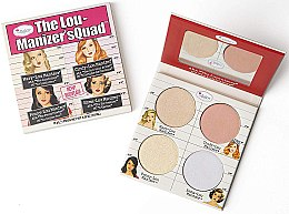 Profumi e cosmetici Palette Highlighter - theBalm The Lou Manizer'sQuad