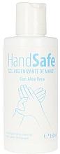 Profumi e cosmetici Gel igienizzante mani con aloe vera - Hand Safe Sanitizing Hand Gel Con Aloe Vera