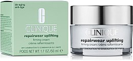 Profumi e cosmetici Crema viso rassodante - Clinique Repairwear Uplifting Firming Cream SPF15 Skin Type 2,3