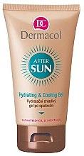 Profumi e cosmetici Gel idratante e rigenerante dopo sole - Dermacol Hydrating & Cooling Gel
