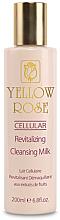 Profumi e cosmetici Latte detergente con cellule staminali - Yellow Rose Cellular Revitalizing Cleansing Milk