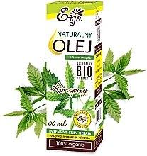 Profumi e cosmetici Olio naturale di semi di canapa - Etja Natural Oil