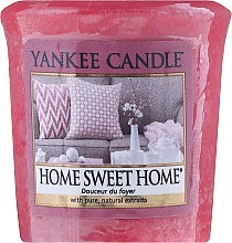 "Candela profumata ""Casa dolce casa"" - Yankee Candle Scented Votive Home Sweet Home — foto N1"