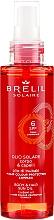 Profumi e cosmetici Olio protettivo per capelli e corpo - Brelil Solaire Oil SPF 6