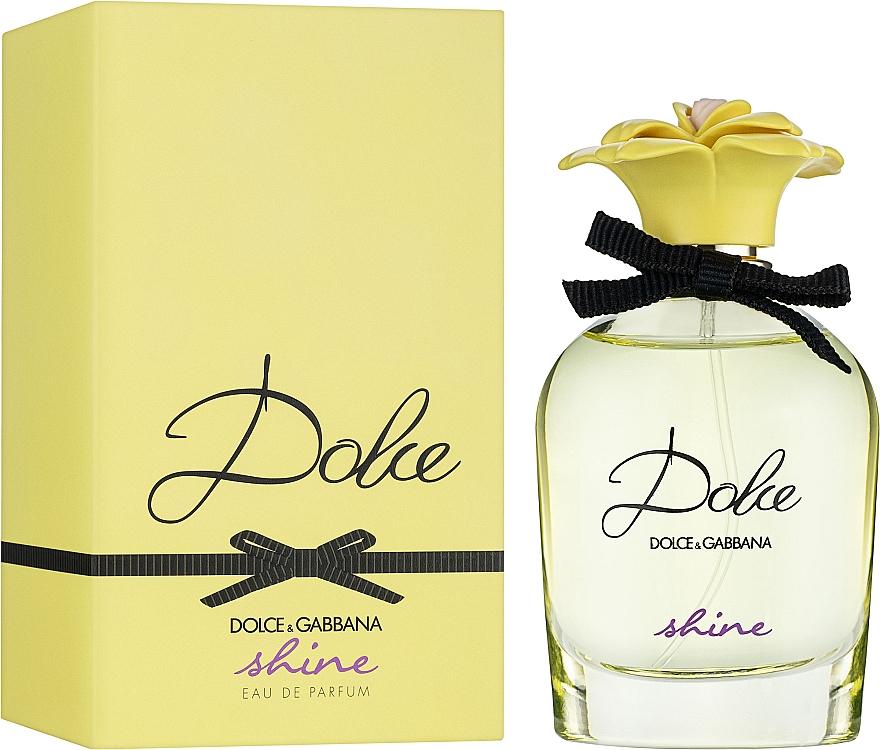Dolce&Gabbana Dolce Shine - Eau de Parfum — foto N2