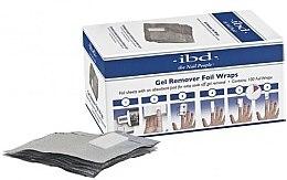 Profumi e cosmetici Avvolgimento per rimuovere lo smalto gel - IBD Just Gel Remover Foil Wraps