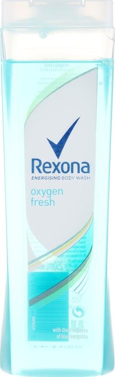 Gel doccia - Rexona Oxygen Fresh Shower Gel