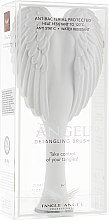 Profumi e cosmetici Spazzola per capelli - Tangle Angel 2.0 Detangling Brush White/Grey
