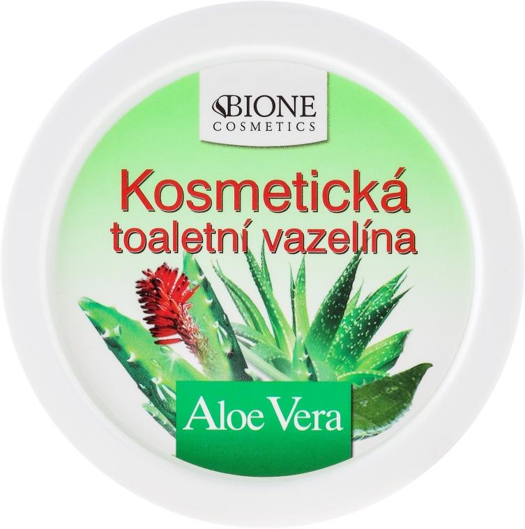 Vaselina cosmetica con estratto di aloe vera - Bione Cosmetics Aloe Vera Cosmetic Vaseline
