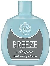 Profumi e cosmetici Breeze Acqua - Deodorante profumato