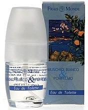 Profumi e cosmetici Frais Monde White Musk And Grapefruit - Eau de toilette