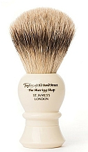 Profumi e cosmetici Pennello da barba, S2235 - Taylor of Old Bond Street Shaving Brush Super Badger size L