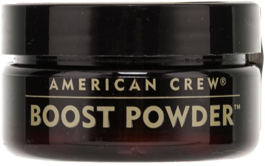 Polvere antigravità per volume dei capelli - American Crew Boost Powder