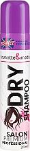 Profumi e cosmetici Shampoo secco per capelli castani - Ronney Dry Shampoo Brunette & Medium