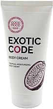 Profumi e cosmetici Crema corpo idratante per pelli secche e normali - Good Mood Exotic Code Body Cream