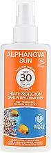 Profumi e cosmetici Spray solare - Alphanova Sun Protection Spray SPF 30
