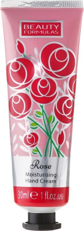Crema mani - Beauty Formulas Rose Moisturising Hand Cream