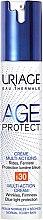 "Profumi e cosmetici Crema viso multifunzione ""Lifting + Moisturizing"" - Uriage Age Protect Creme Multi-Actions SPF 30"