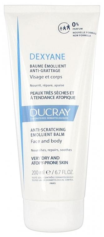 Balsamo emolliente per viso e corpo - Ducray Dexyane Anti-Scratch Emollient Balm