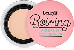 Profumi e cosmetici Ccorrettore viso - Benefit Boi-Ing Airbrush Concealer
