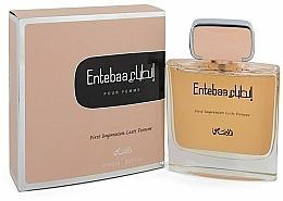 Profumi e cosmetici Rasasi Entebaa - Eau de Parfum