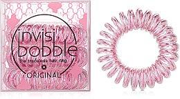 Profumi e cosmetici Elastici a spirale per capelli - Invisibobble Original Rose Muse