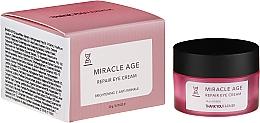 Profumi e cosmetici Crema rivitalizzante per illuminare la pelle intorno agli occhi - Thank You Farmer Miracle Age Cream Repair Eye Cream