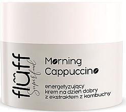 Profumi e cosmetici Crema viso, da giorno - Fluff Morning Cappuccino Day Face Cream
