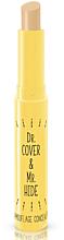 Profumi e cosmetici Correttore viso - Virtual Dr. Cover & Mr. Hide Camouflage Concealer