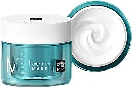 Profumi e cosmetici Maschera viso idratante - AQUAYO Aqua Face Mask