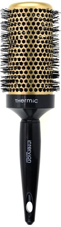 Spazzola per capelli, 55 mm - Inter-Vion Gold Label Thermic — foto N1
