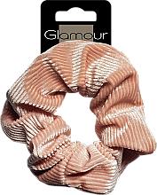 Profumi e cosmetici Elastico per capelli, 417672, marrone - Glamour