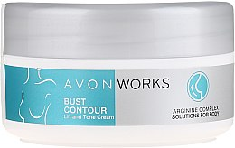 Profumi e cosmetici Crema per l'elasticità della pelle del seno - Avon Works