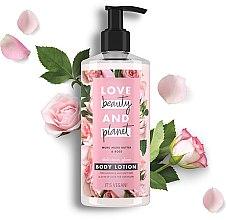 """Profumi e cosmetici Lozione corpo """"Splendore eccezionale"""" - Love Beauty&Planet Delicious Glow Body Lotion"""