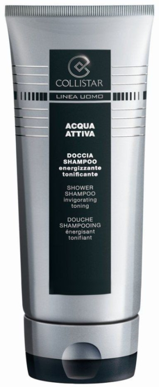 Collistar Acqua Attiva - Shampoo-gel doccia