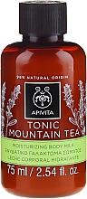 "Profumi e cosmetici Latte corpo idratante ""Tè tonificante di montagna"" - Apivita Tonic Mountain Tea Moisturizing Body Milk"