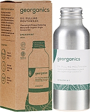 Profumi e cosmetici Collutorio - Georganics Spearmint Mouthwash