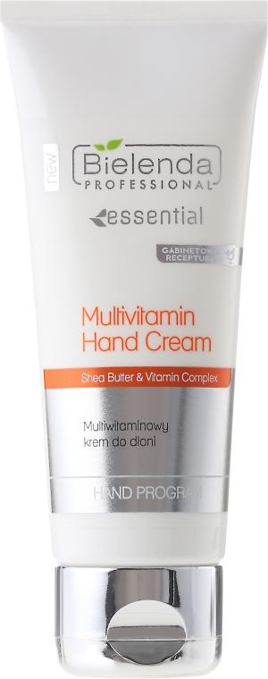 Crema mani multivitaminica - Bielenda Professional Multivitamin Hand Cream