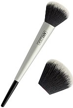 Profumi e cosmetici Pennello per cipria, argento - Art Look Powder Brush