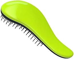 Profumi e cosmetici Spazzola districante per capelli - KayPro Dtangler Green Black Brush