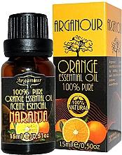 Profumi e cosmetici Olio essenziale di arancia - Arganour Essential Oil Orange