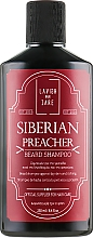 Profumi e cosmetici Shampoo da barba - Lavish Care Siberian Preacher Beard Shampoo