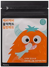 Profumi e cosmetici Peeling-dischetti viso - A'pieu Goblin Blackhead Peeling Pad