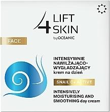 Profumi e cosmetici Crema intensamente idratante e levigante da giorno - Lift4Skin Snail C+ Day Cream